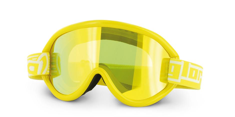 retro yellow