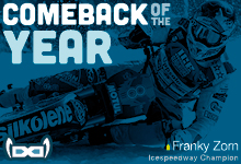 Franky Zorn – Comeback of the year