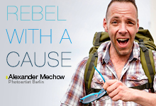 Alexander Mechow – rebel with a cause