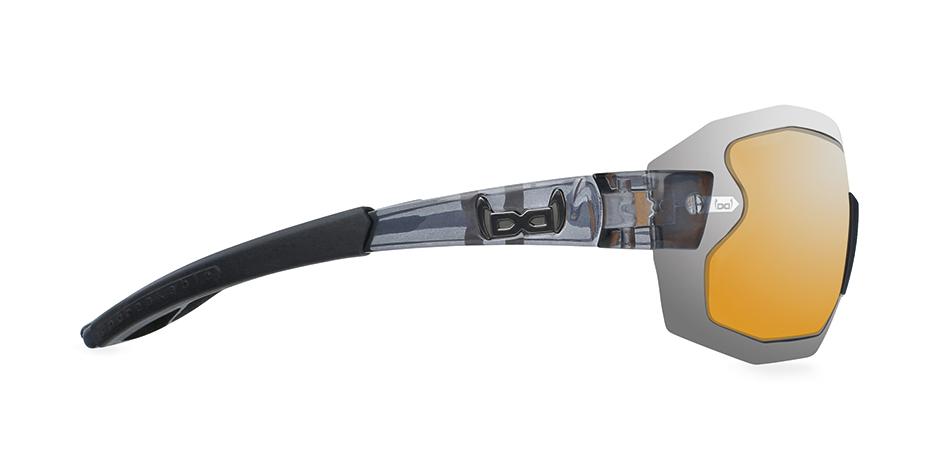 G9 RADICAL Helioz fogless silver