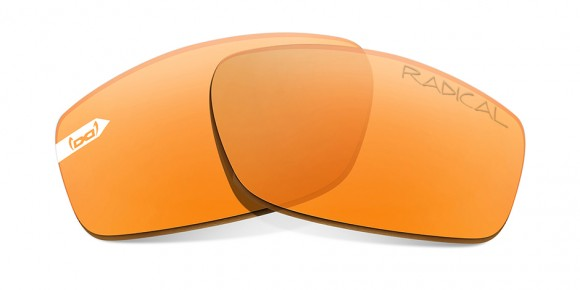 G4 radical FOGLESS orange f1