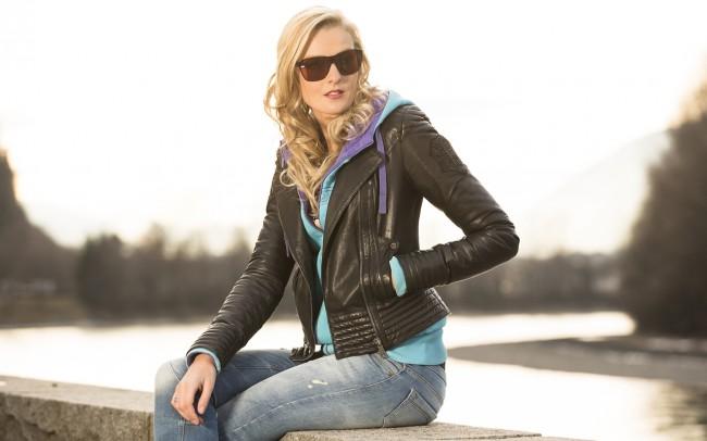 Miriam Höller The German model and stuntwoman is wearing the Gi7 JJ.