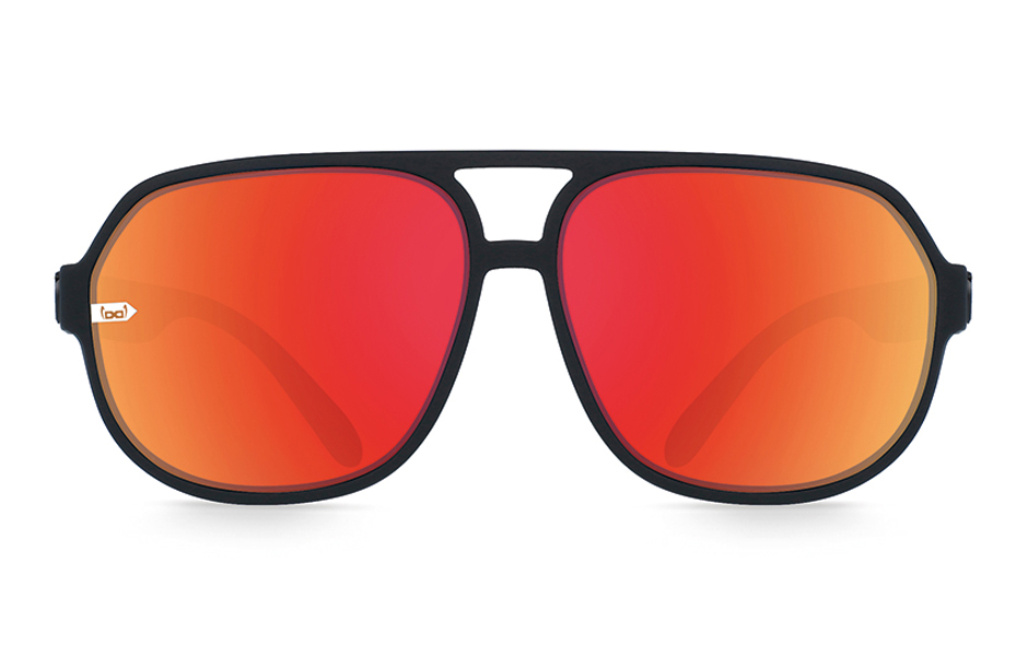 gloryfy unbreakable Gi21 Dante Red Sonnenbrille Frontansicht