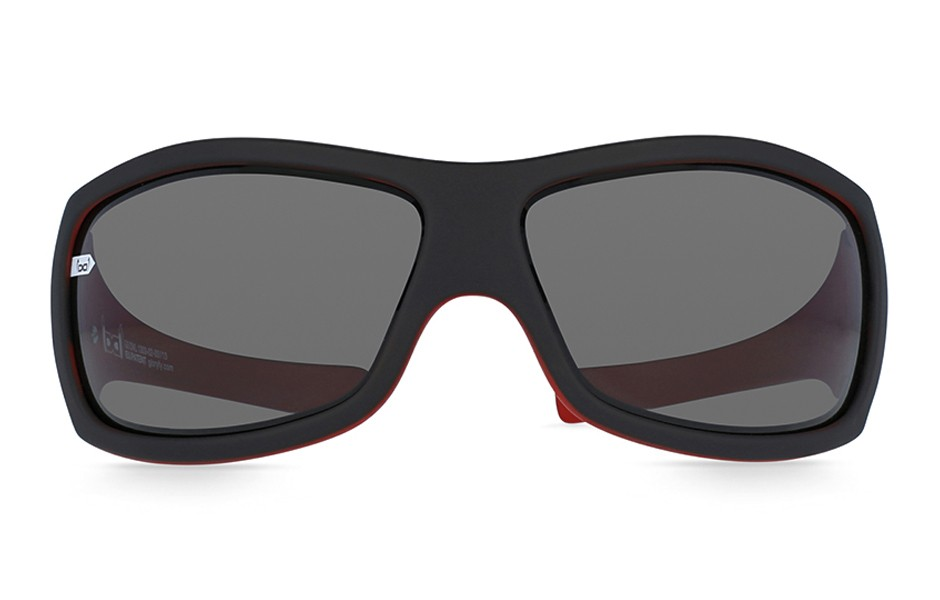 gloryfy unbreakable G3 Devil Red Sonnenbrille Frontansicht