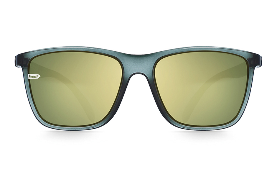 gloryfy unbreakable Gi15 St. Pauli Vintage Green Sonnenbrille Frontansicht