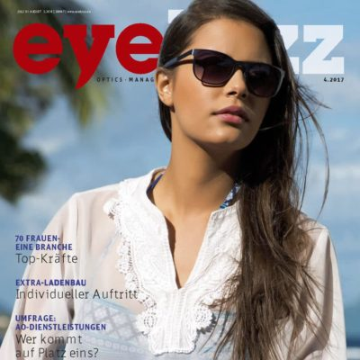 gloryfy Eyebizz Magazin 5th Avenue Dark Havanna optische bril