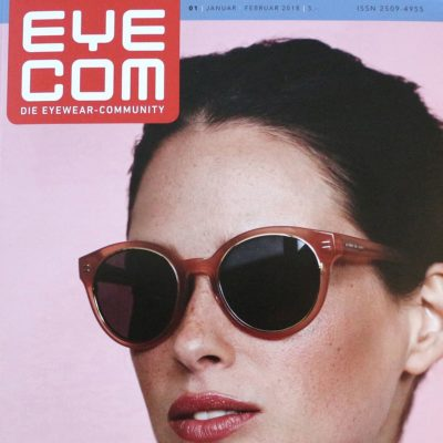 gloryfy Eyecom Magazin 5th Avenue Dark Havanna optische bril