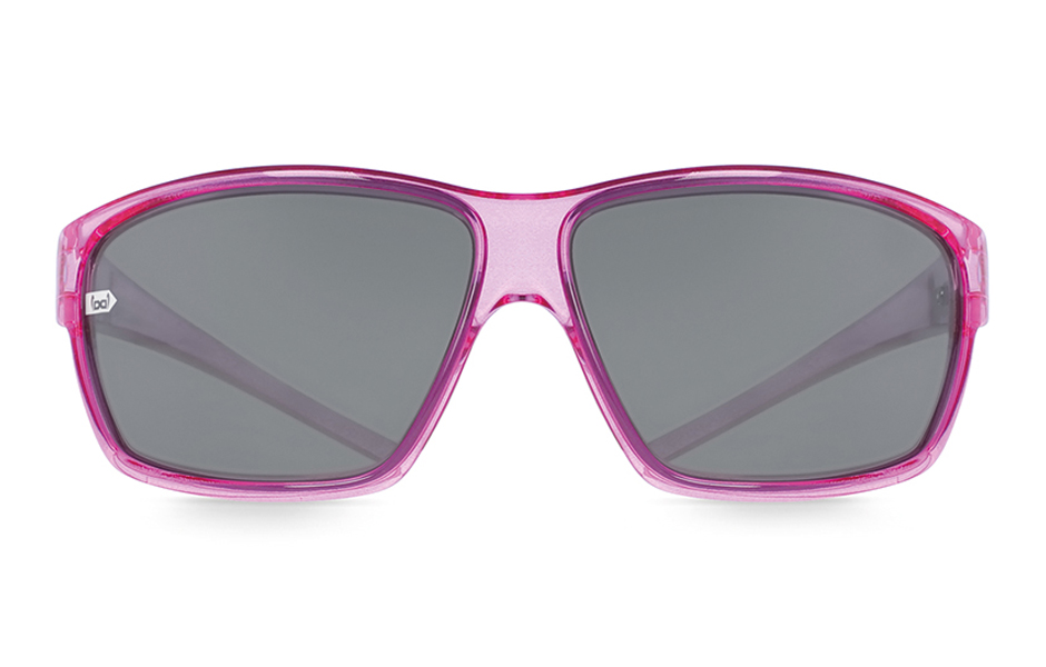 gloryfy unbreakable G15 Candy Pink Sonnenbrille Frontansicht