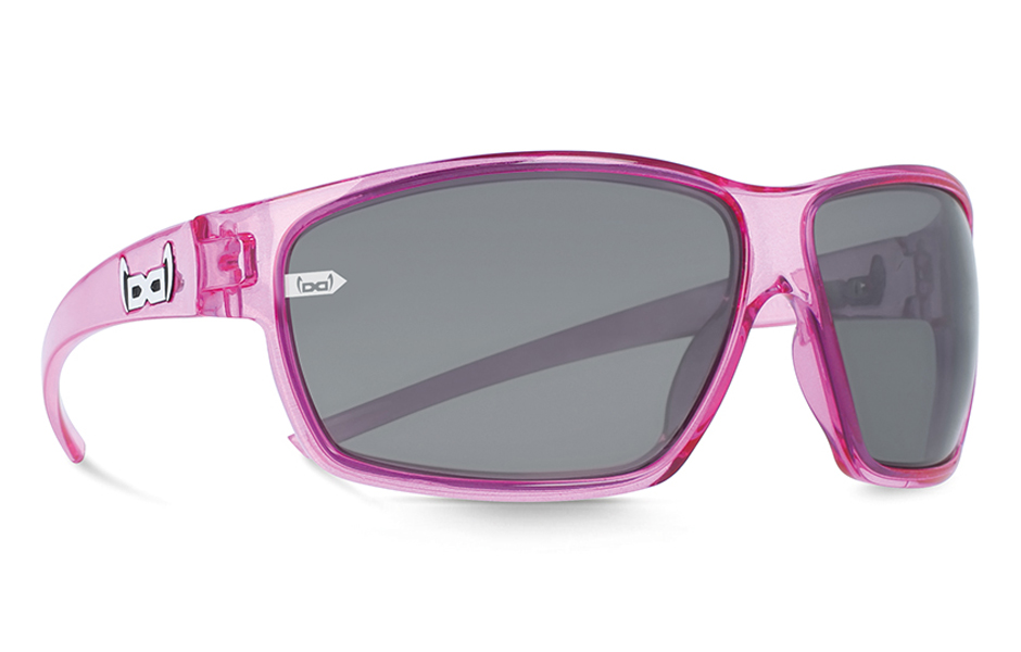 gloryfy unbreakable G15 Candy Pink Sonnenbrille Perspektive