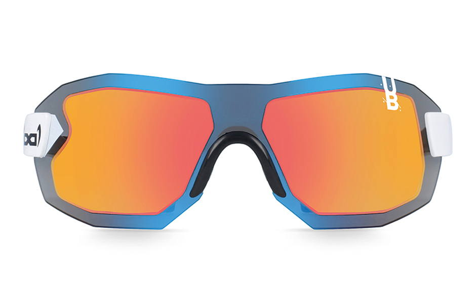 gloryfy G9 XTR Helioz Radical Wings for Life World Run sunglasses front perspective