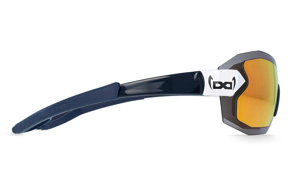 gloryfy G9 XTR Helioz Radical Wings for Life World Run sunglasses side perspective