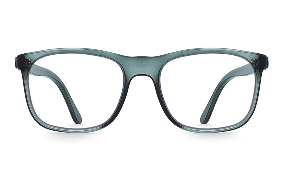 gloryfy FirstChoice Vintage green optische Brille Frontansicht