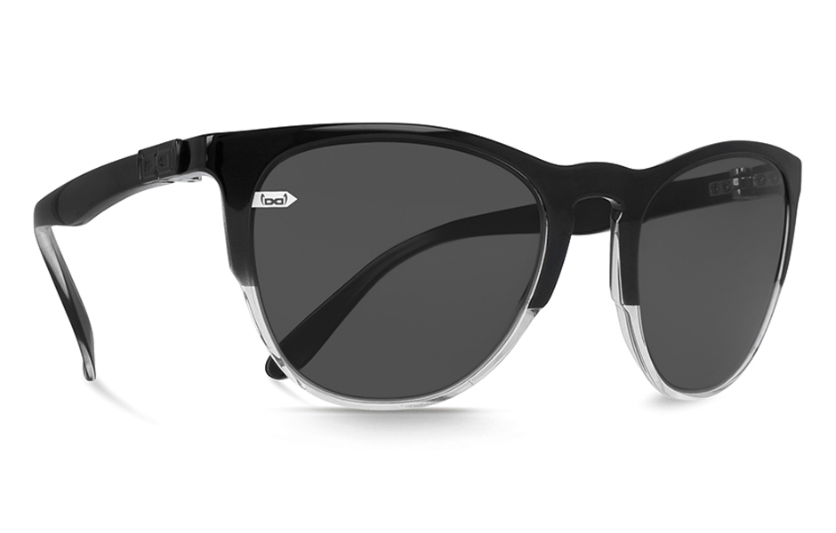 gloryfy unbreakable Gi16 Headliner Black and White Sonnenbrille Perspektive