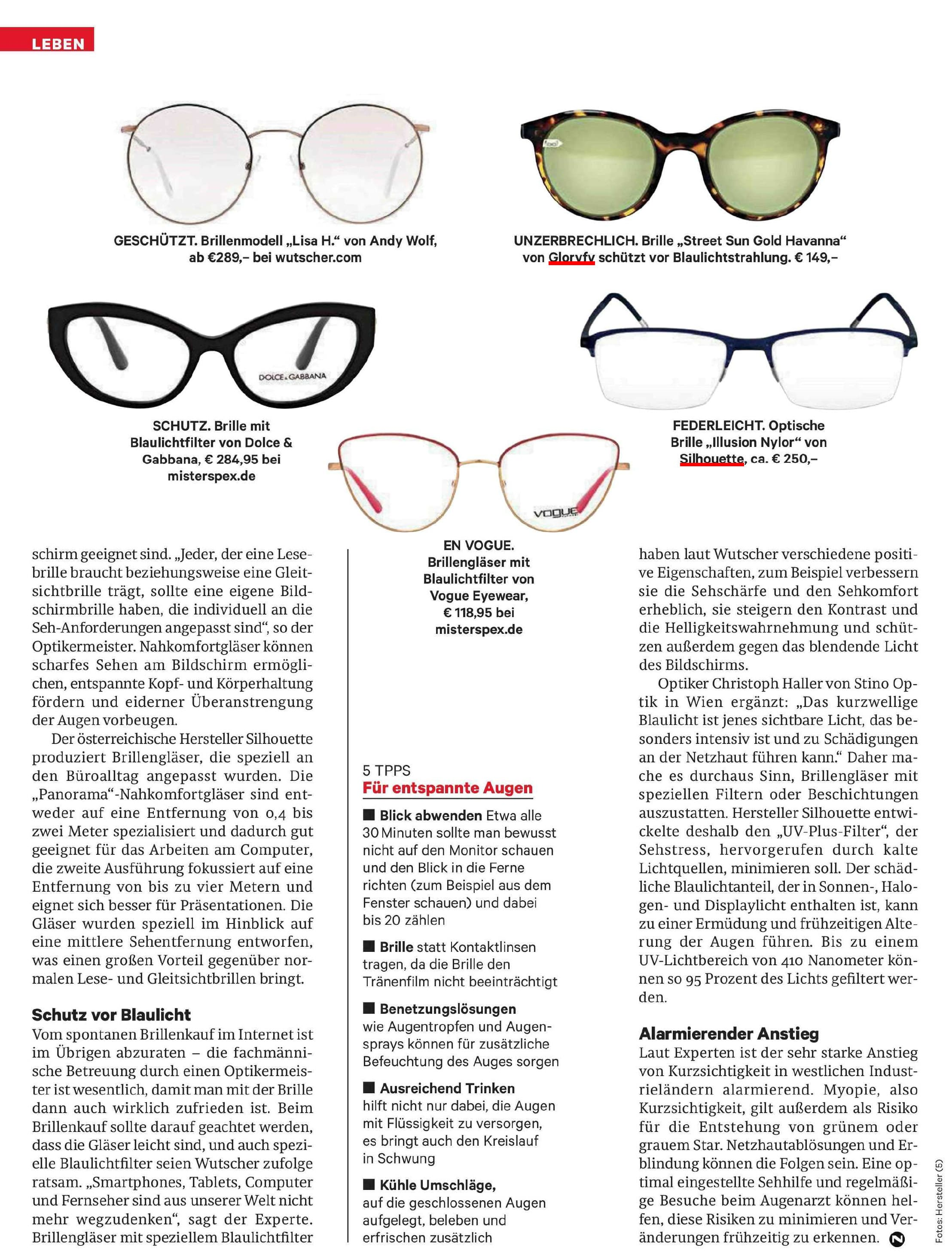 gloryfy News 42nd Street gold havanna Sonnenbrille