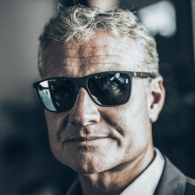 glofyfy unbreakbale zonnebril Celebrities David Coulthard