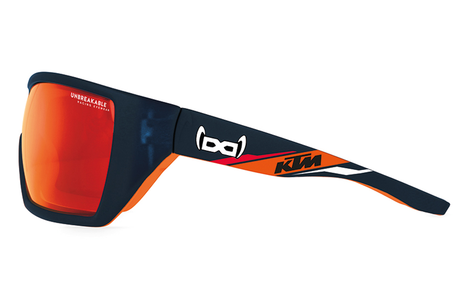 gloryfy G12 KTM Pacemaker Sonnenbrille side view
