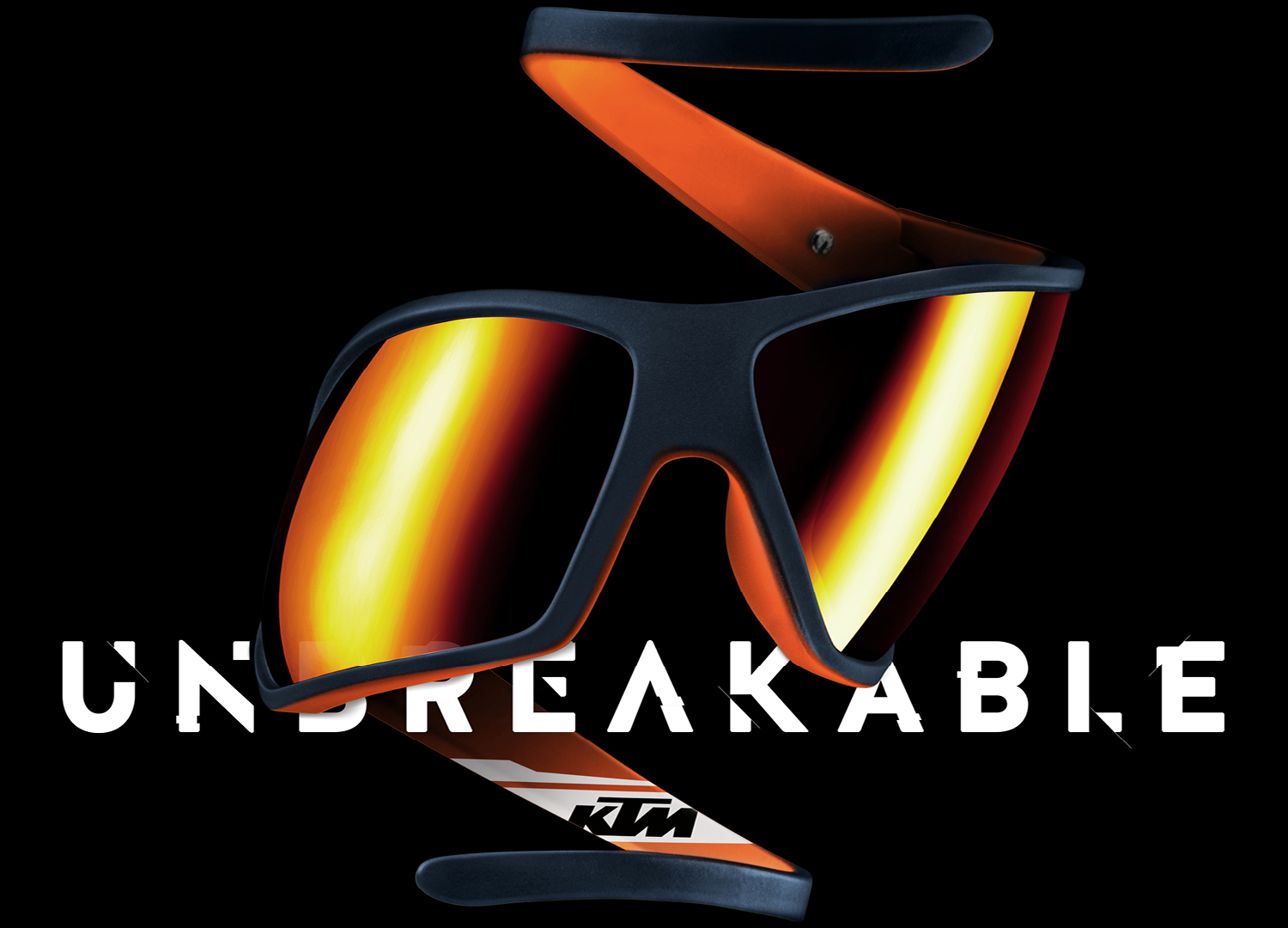 gloryfy unbreakable DNA KTM sunglasses