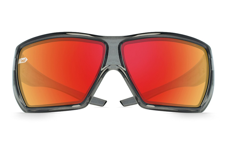 gloryfy unbreakable Sportbrille G12 Titanred Front