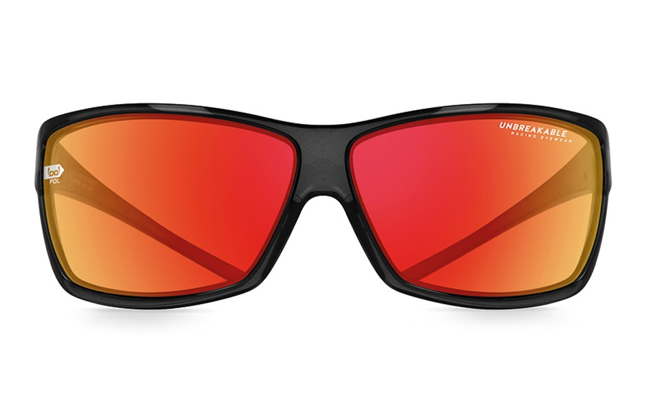 gloryfy unbreakable Sportbrille G13 Erzbergrodeo POL Front