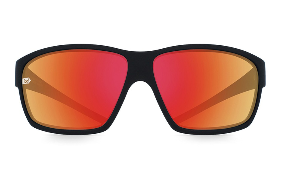 gloryfy unbreakable Sportbrille G15 Blast Red Front